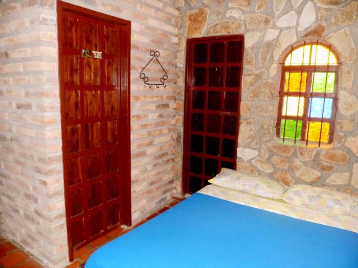 Sus habitaciones totalmente equipadas brindan al huésped total confort y aire de hogar